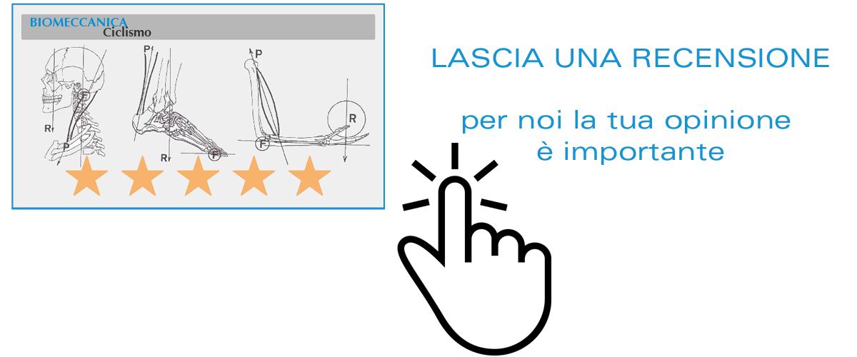 Lascia una recensione per BiomeccanicaCiclismo su Google